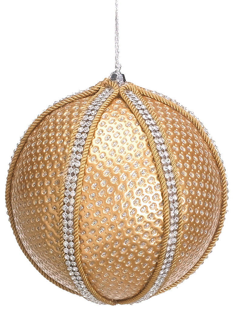 Rhinestone Ball Ornament