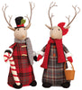 Mr. & Mrs Reindeer