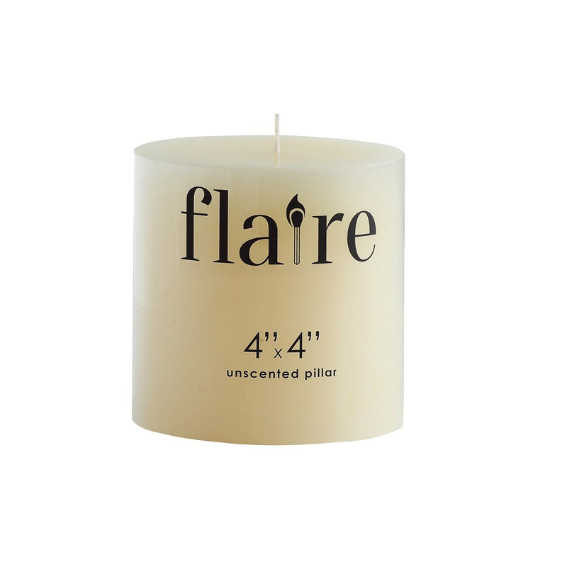 4x4in Pillar Candle