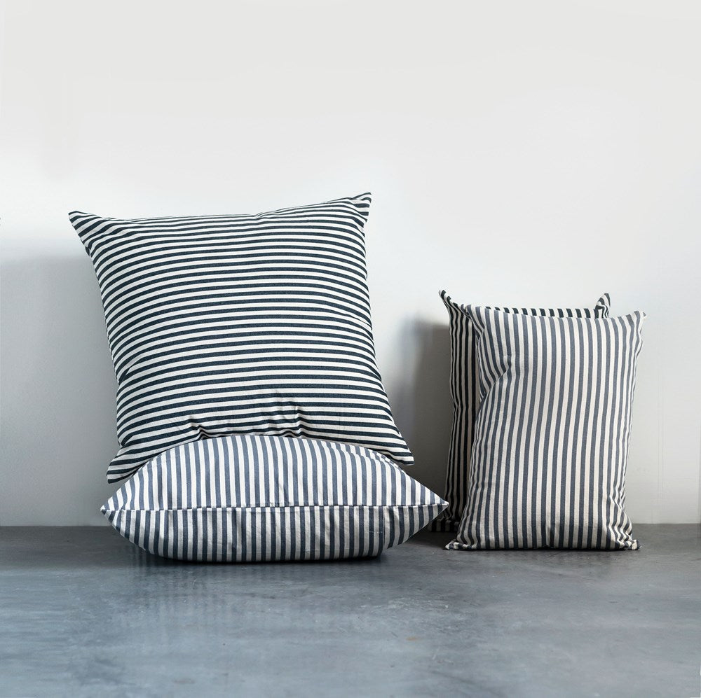 Striped Pillow 24IN