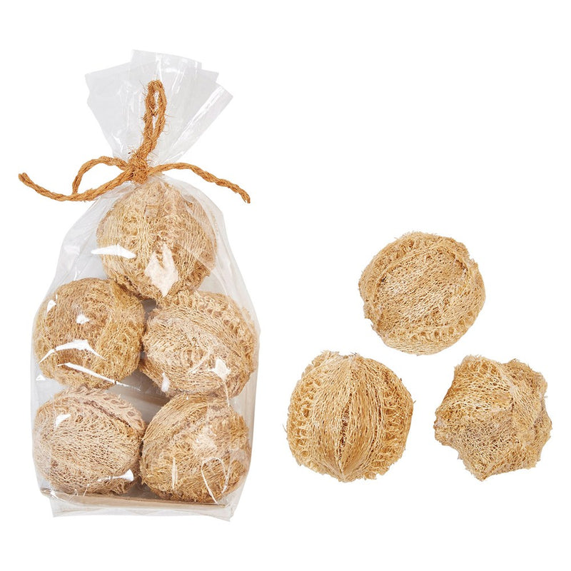 Dried Natural Sponge Gourds
