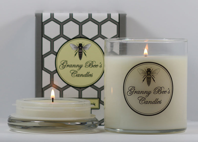 Granny Bee's Creme Brulee' Candle