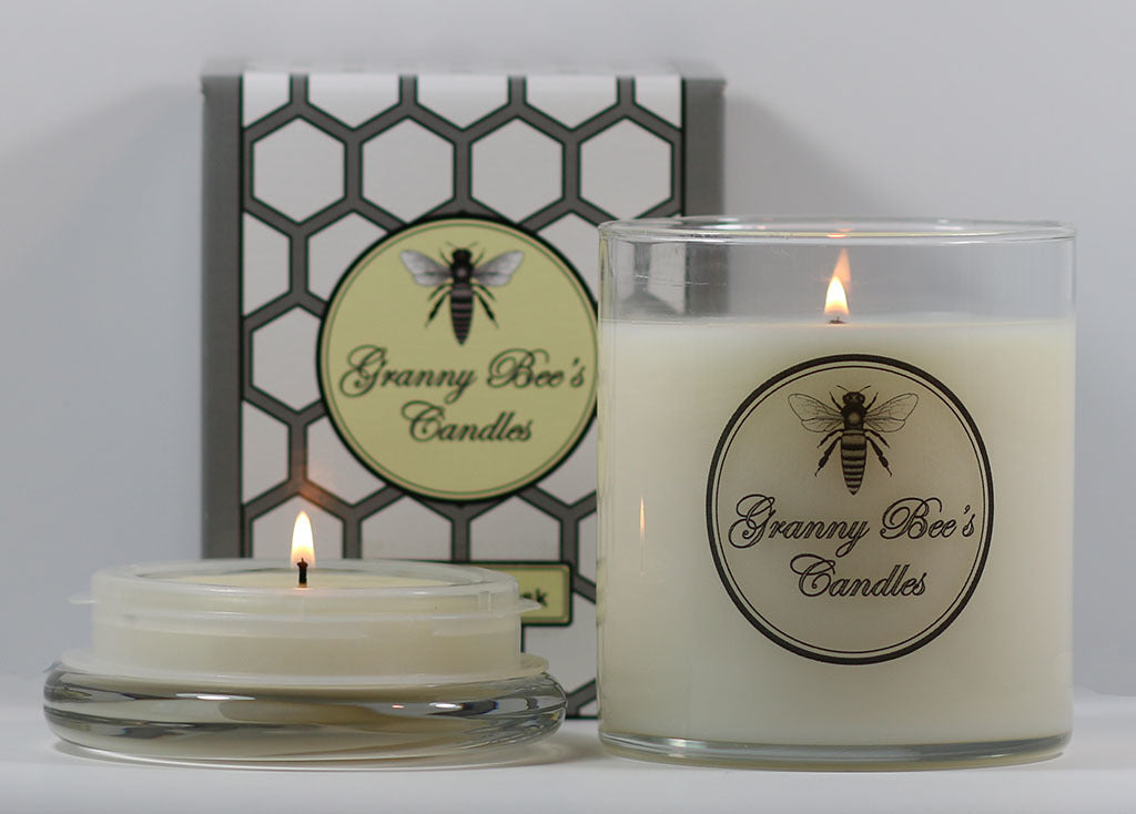Granny Bee's Bourbon Cask Candle