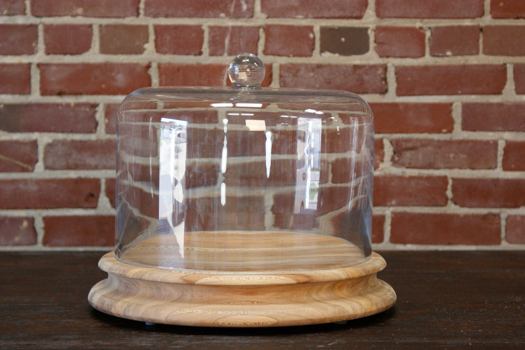 Small Sycamore Cake Stand - Paul Michael Company - 1