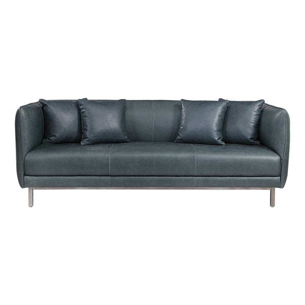 Dominic Leather Sofa