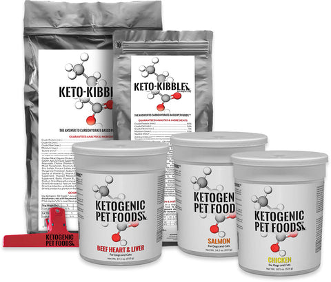 Ketogenic Pet Foods