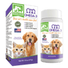 Simien Pets Omega-3 Fish Oil Dog and Cat Supplement