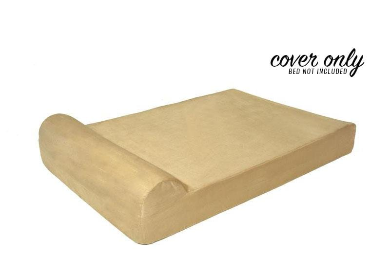 Simien Pets Microsuede Replacement Cover for our Dog Beds