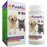 Ketogenic™ Beef Heart & Liver & PureAll All-In-One Dog and Cat Supplement Bundle