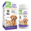 SIMIEN PETS ORGANIC OMEGA-3 FISH OIL DOG AND CAT SUPPLEMENTS