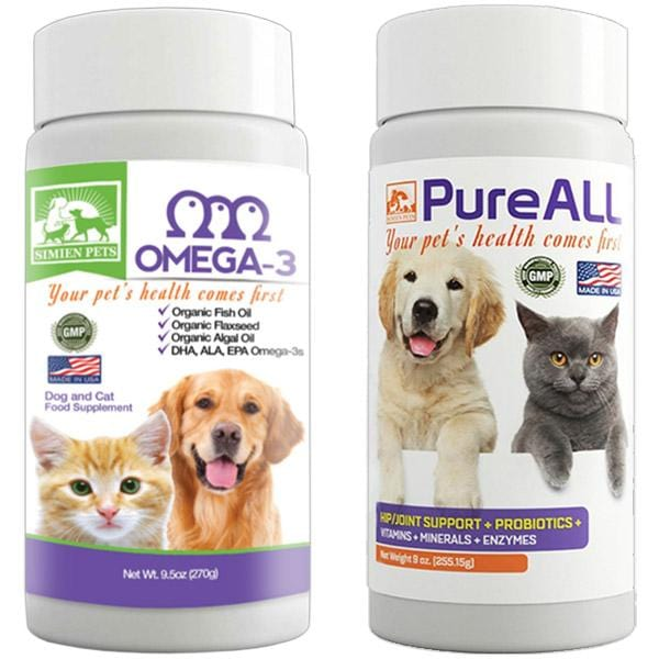Dog & Cat Supplements