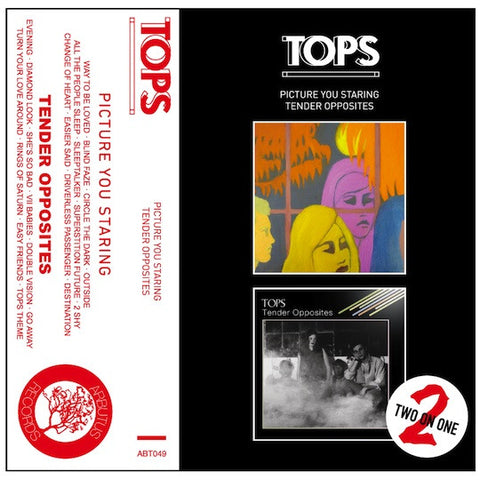 Picture You Staring / Tender Opposites (2 in 1 Cassette)