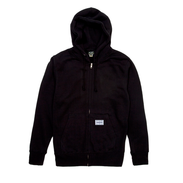 Atlas Hooded Zip Up Hooded Sweatshirt