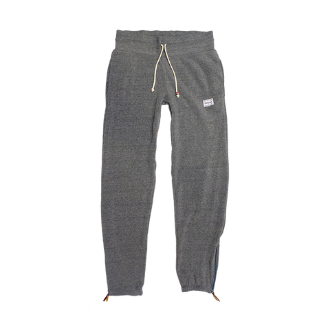 Cozy Boy Zippered Sweatpants