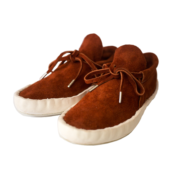 COYOTE NM-LOW 001 Handmade Moccasin