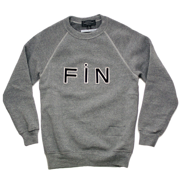 FIN Godard Crewneck Sweater