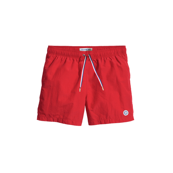 Loop Logo Vintage Style Swim Trunks