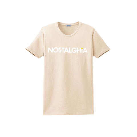 Nostalghia Organic Long Staple Peruvian Cotton T-Shirt