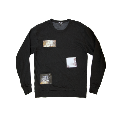 Stalker Patch Crewneck