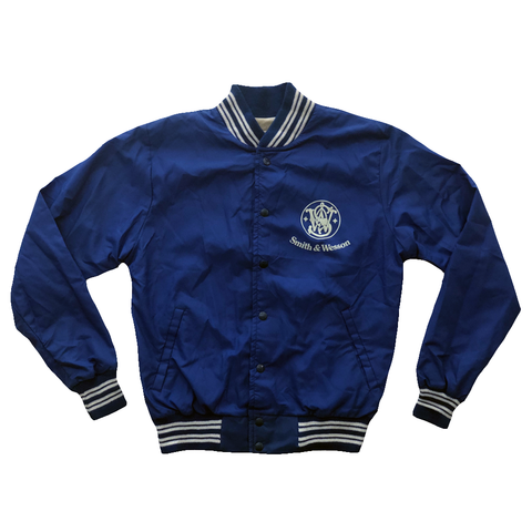 Late 70's Smith & Wesson Rennoe Baseball Jacket