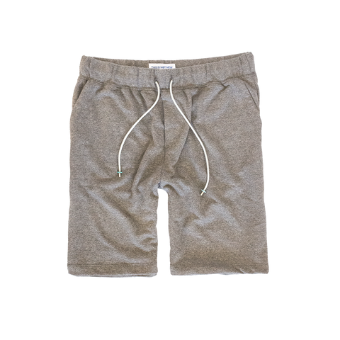 Chain French Terry Shorts
