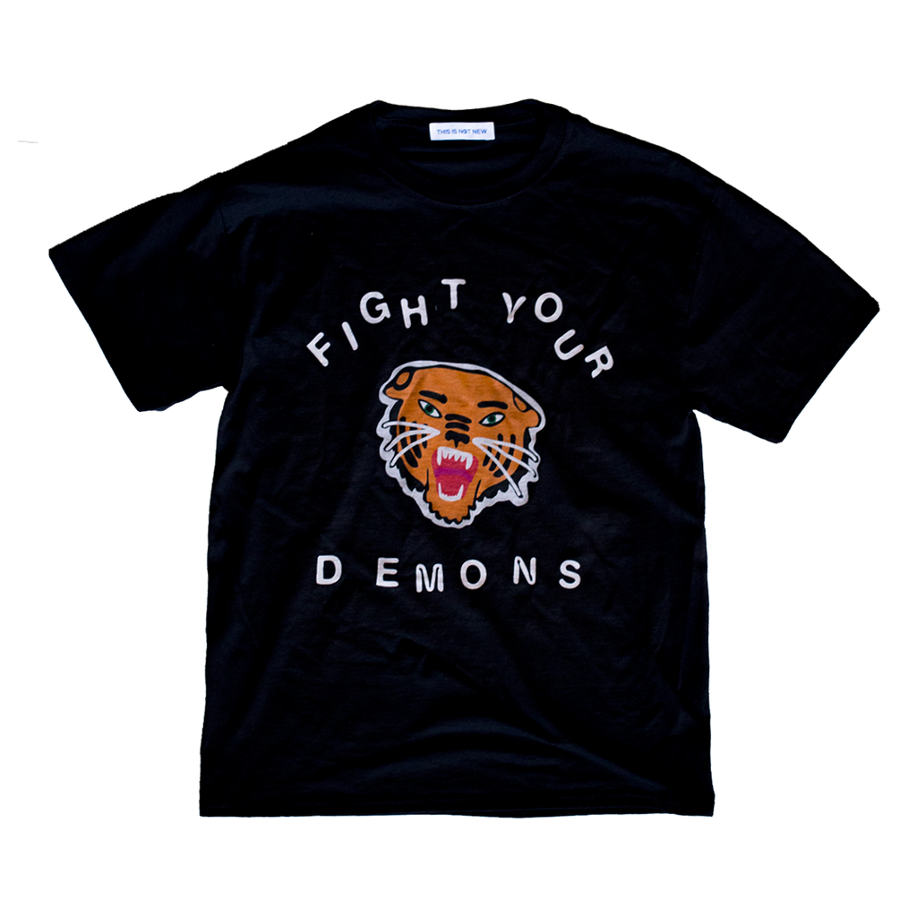 Fight Your Demons T-Shirt