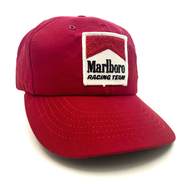 80's Deadstock Marlboro Racing Hat