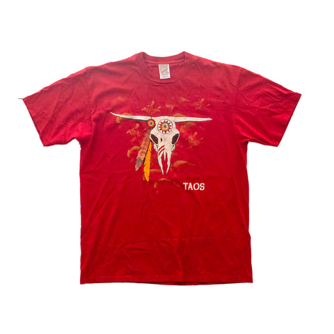 Taos, New Mexico 80's Souvenir T-Shirt