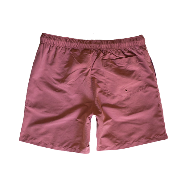 NO EXIT Applique Gym/Pool Lounge Shorts