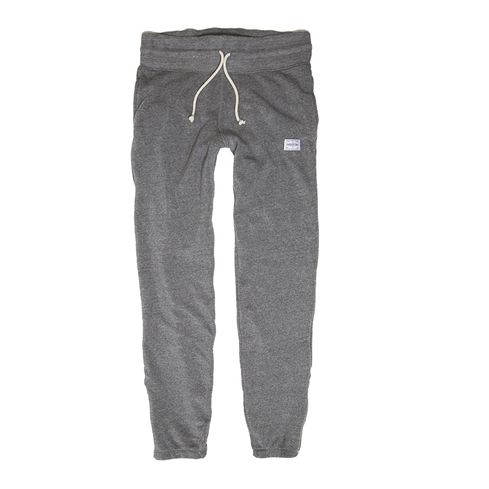 Minimal Zippered Sweatpants