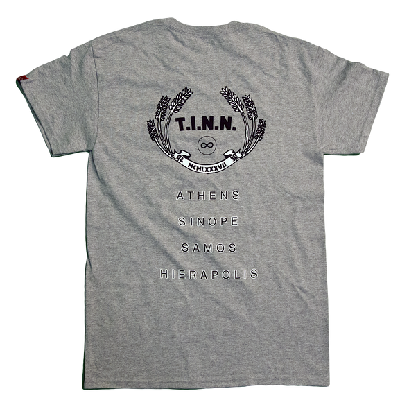 TINN Crest Pocket Tour Shirt