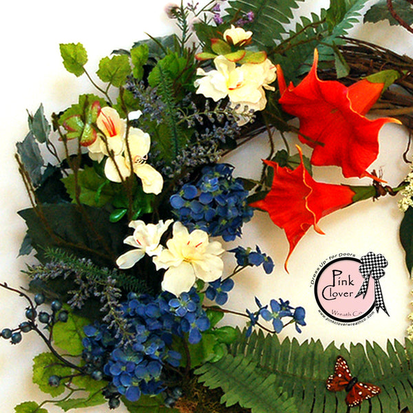Spring Wreaths & Arrangements