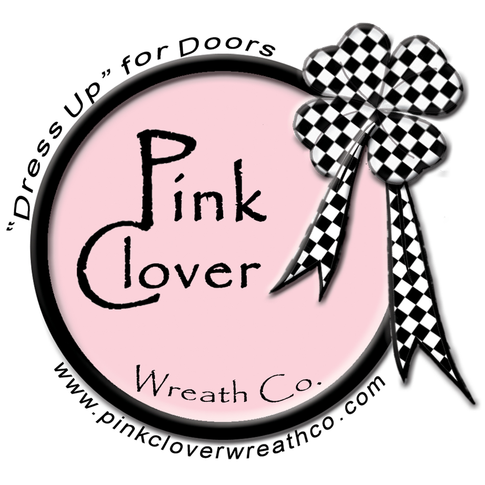 Pink Clover Wreath Company