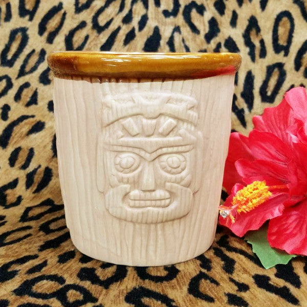 Mug tiki Mai Tai 3 Faces