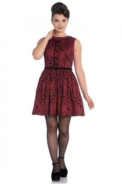 Robe Sherwood rouge