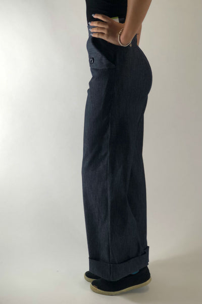 Pantalon Angélique denim