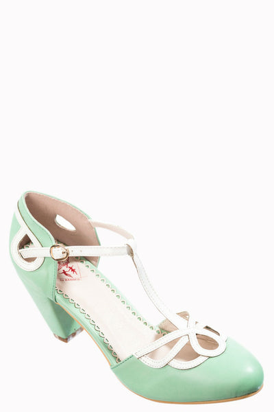 Chaussures Lively aimee menthe
