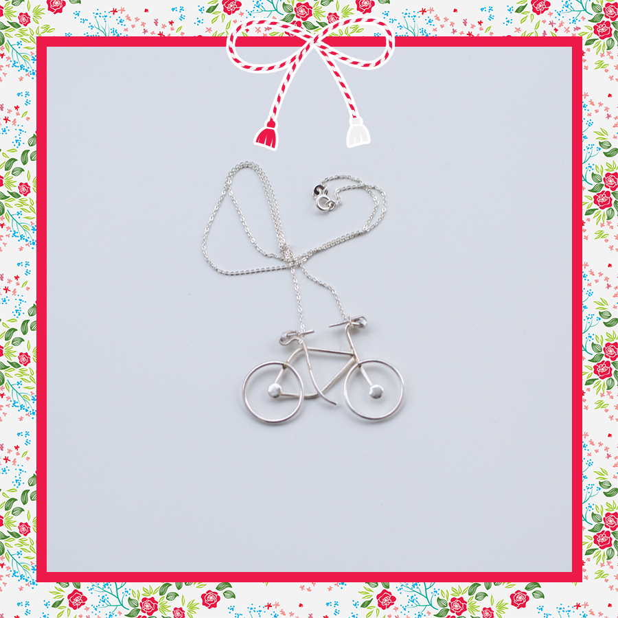 Bicycle pendant