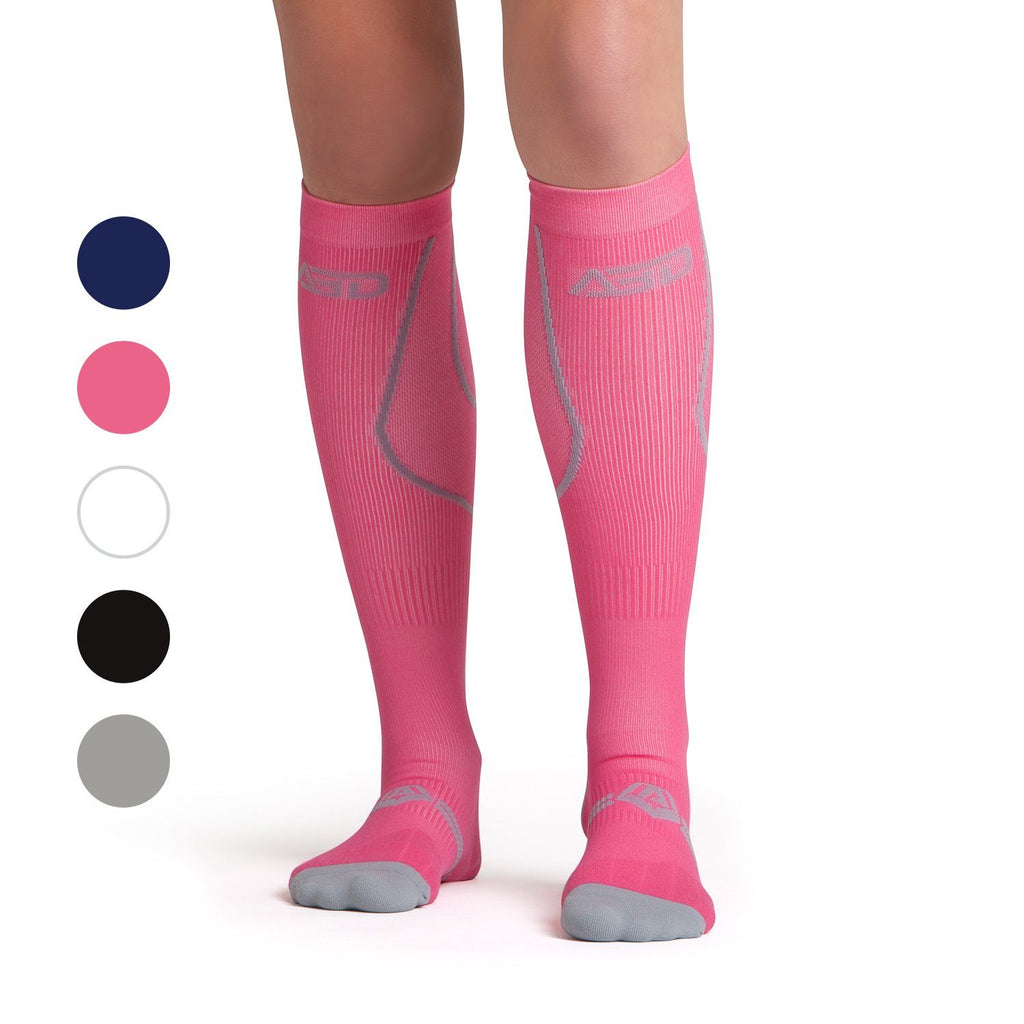 Socks - 2 PACK - RECOVERY COMPRESSION (15-20 MmHg)
