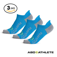 LOW CUT RUNNING COMPRESSION - 3 PAIR PACK