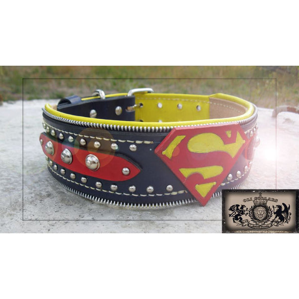SUPERMAN COLLAR