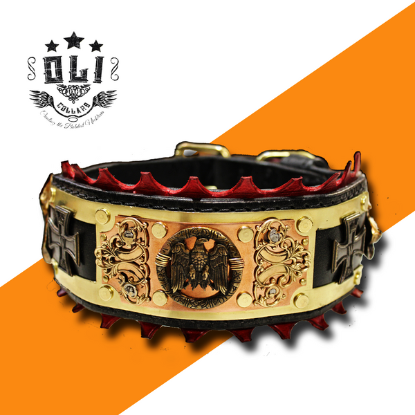 german shepherd dog collar