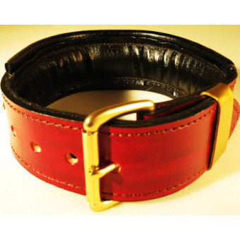 RED PROVIDENCE COLLAR - Oli Collars