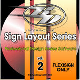 BD Sign Layout Vol 2...FLEXI ONLY