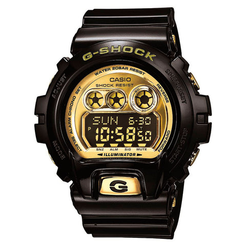 G-Shock XL 10yr Battery Blk/Gl