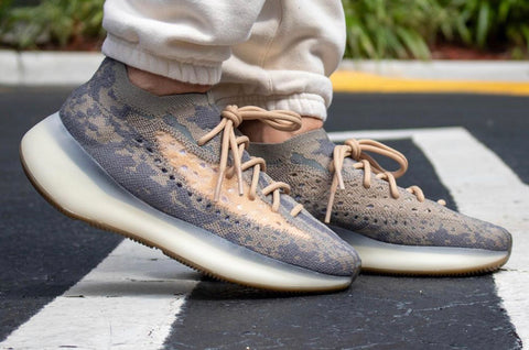 Yeezy Boost 380 Mist Sneakers