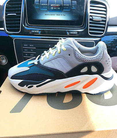 Yeezy 700 Tricolor Wave Runner Sneakers Adidas