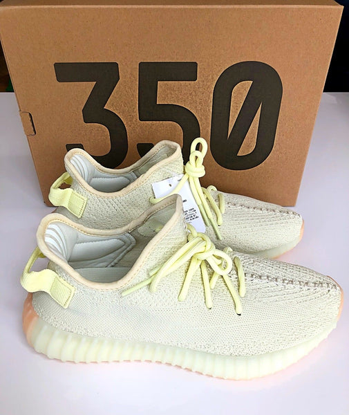 YEEZY BOOST 350 V2 BUTTER SEASON 7 SNEAKERS SHOES TRAINERS SHOE