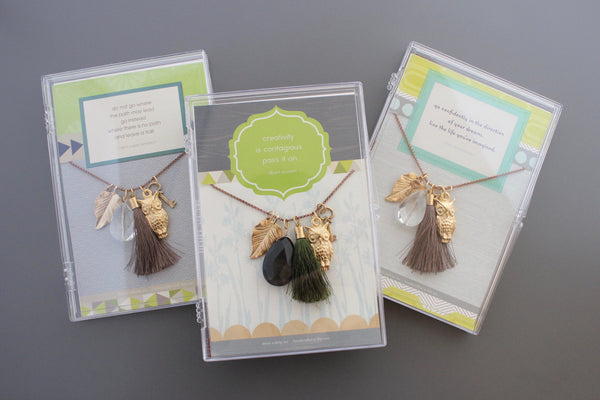 Quotes and Charms