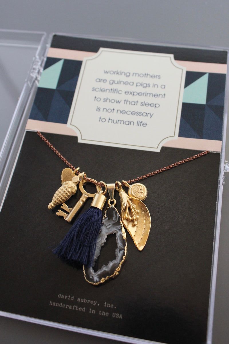 For Mom - Charm necklace (22 styles)